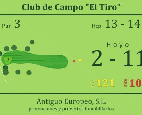 Campo del Golf - El Tiro